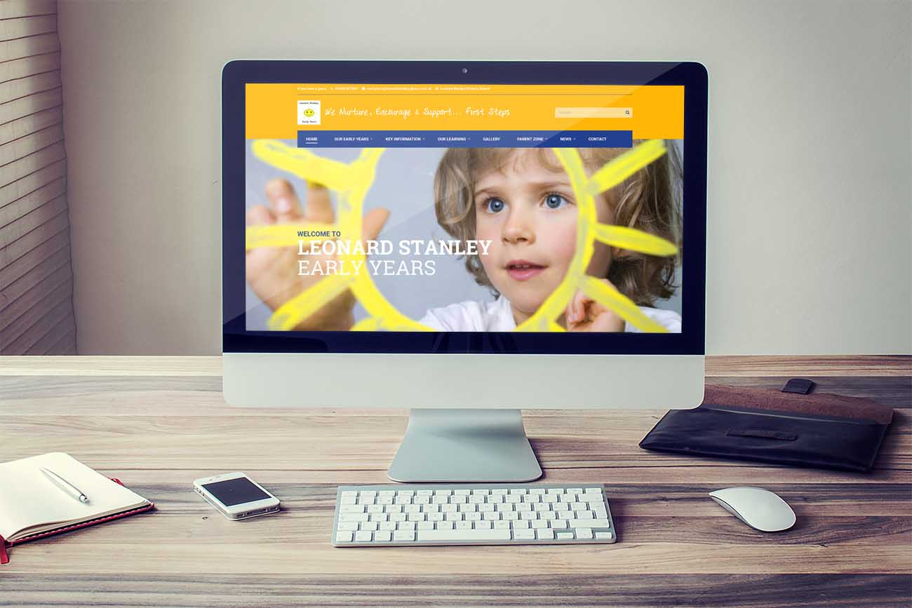 EY website mockup 1