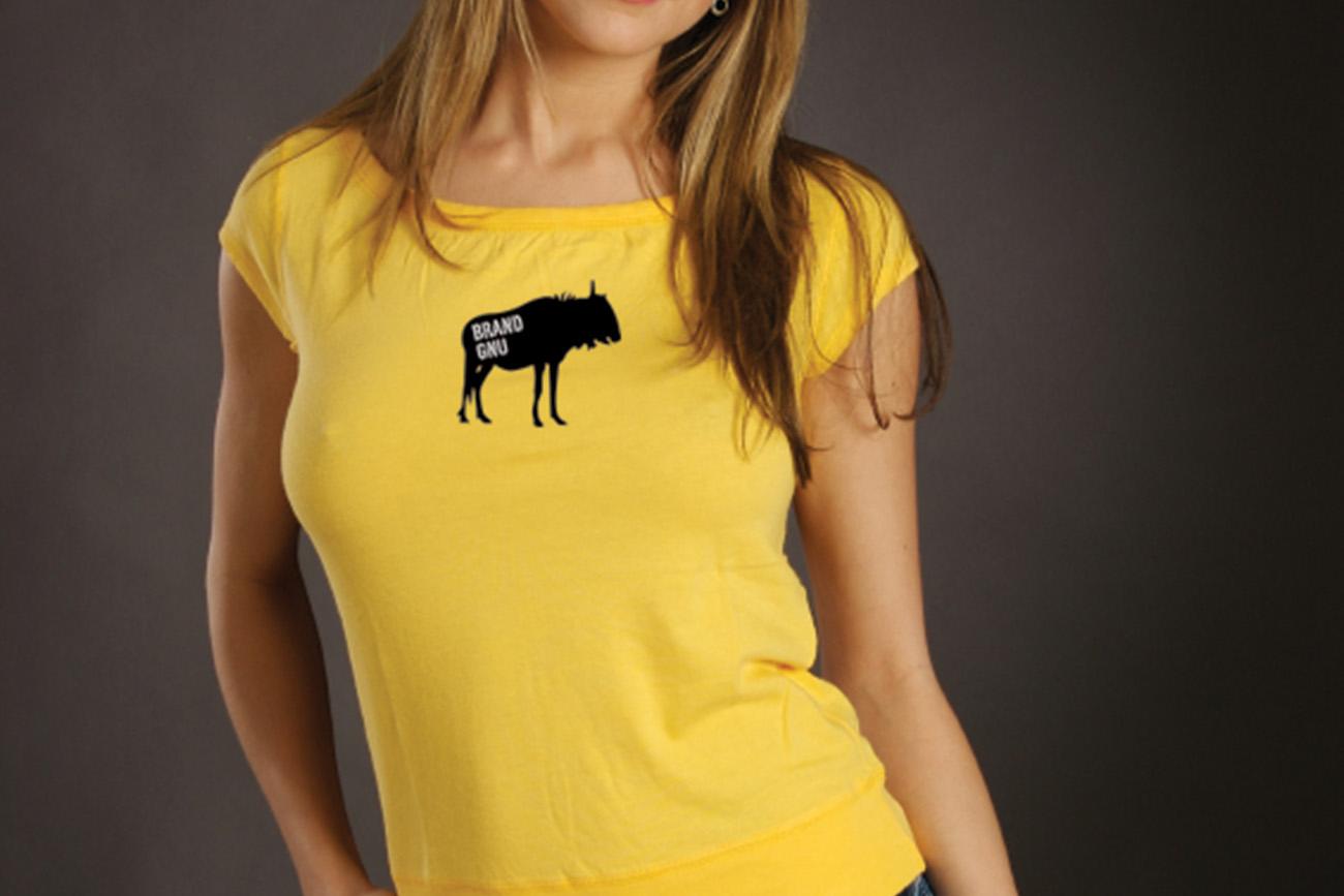 PF Brand Gnu T-Shirt 1