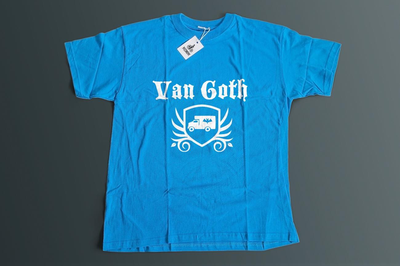 PF Brand Gnu Tshirt mock up 1