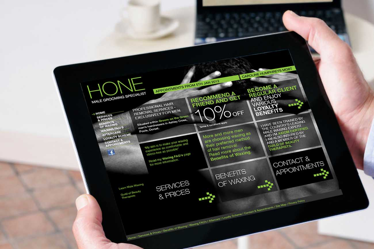 PF HONE website