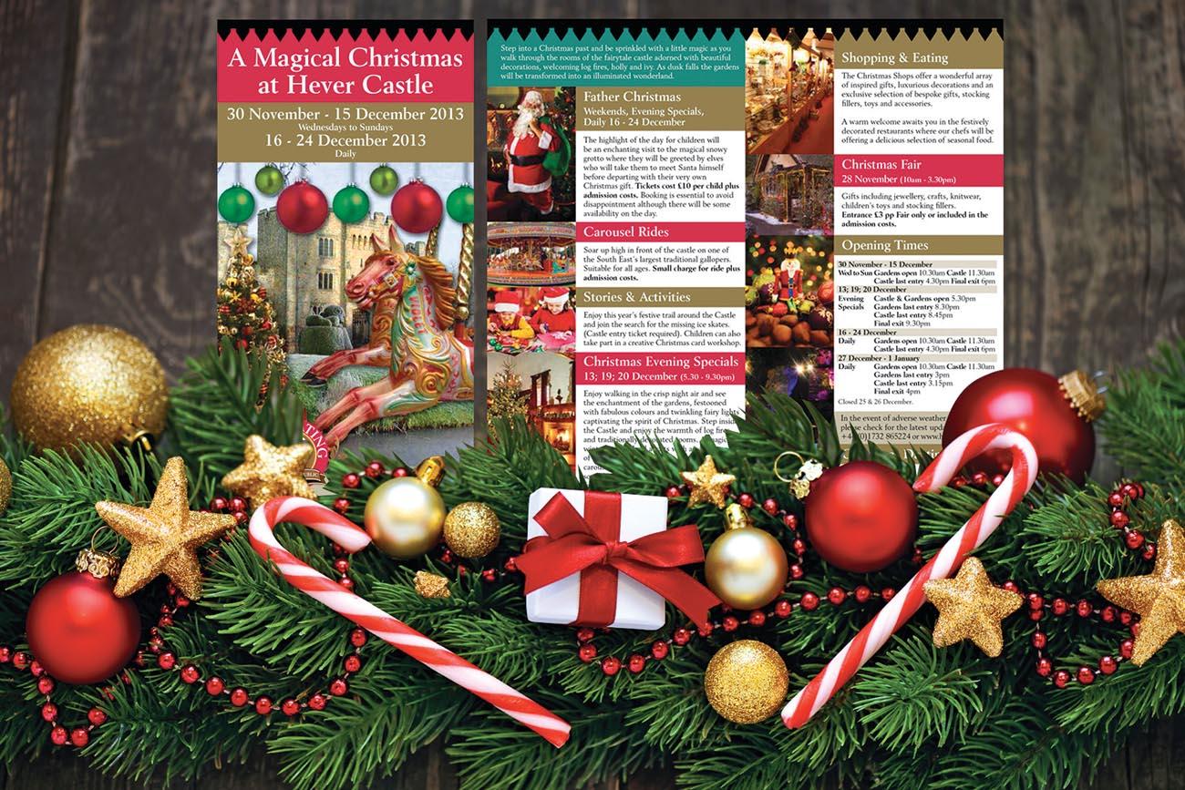 PF Hever Christmas Leaflet