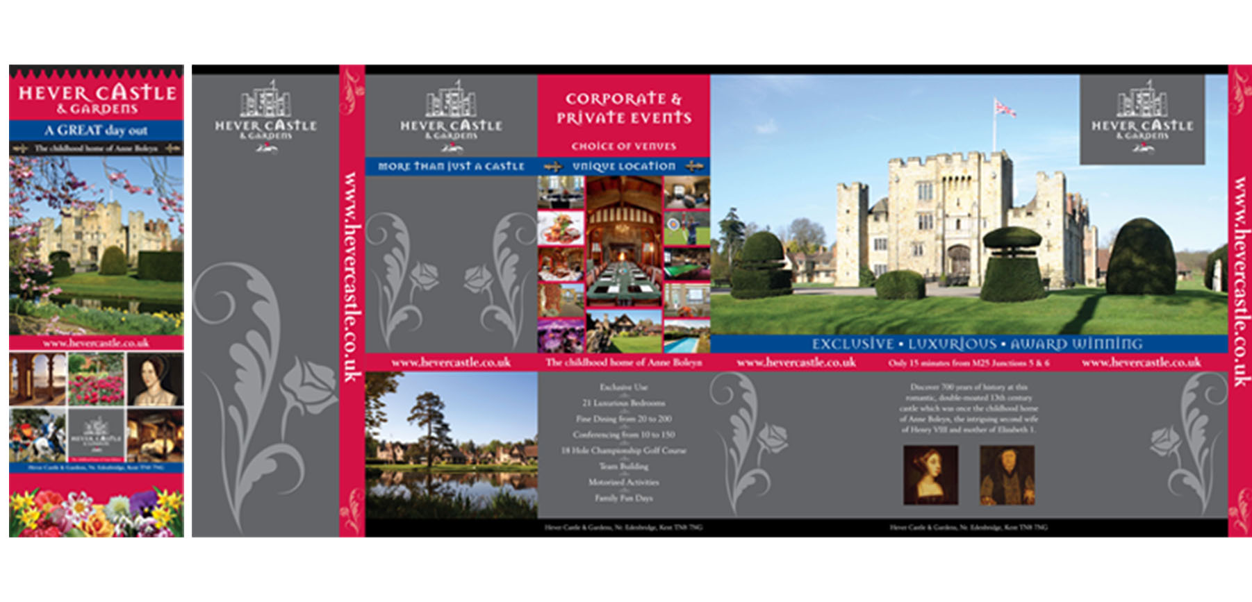 PF Hever Exhibition Stand