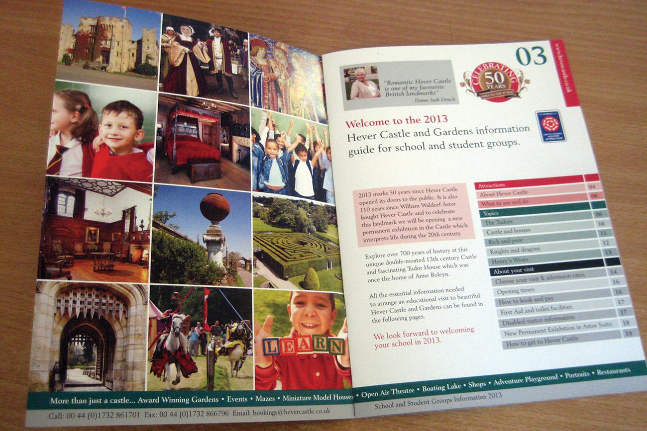 PF Hever Schools Brochure