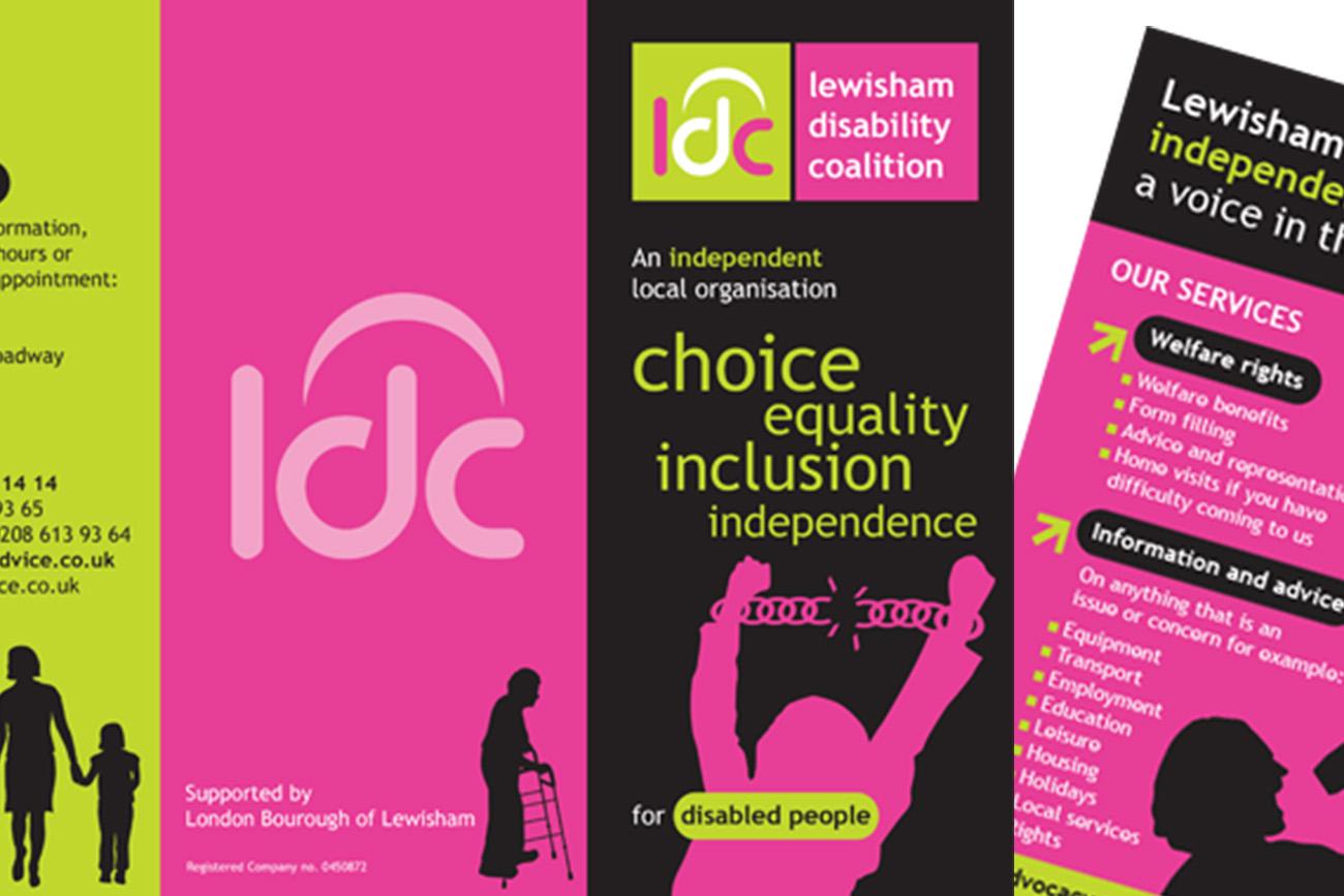 PF LDC leaflet
