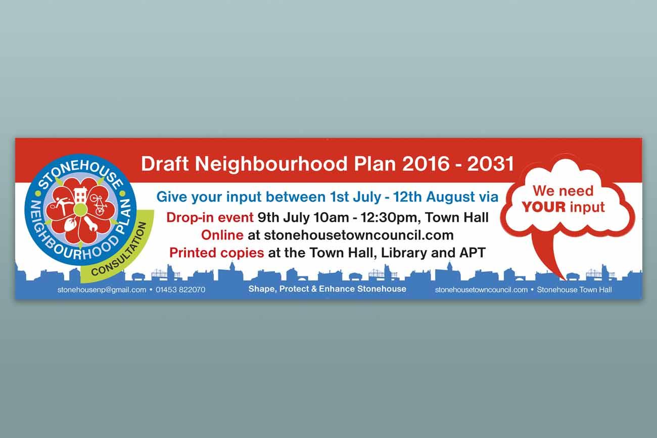 PF Neighbourhood Plan Banner