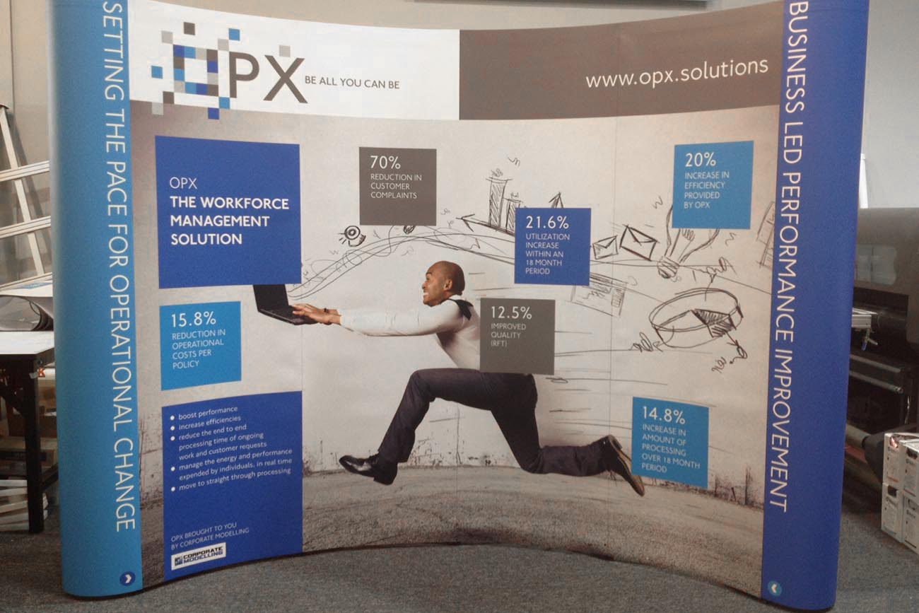 PF Opx Pop up Display