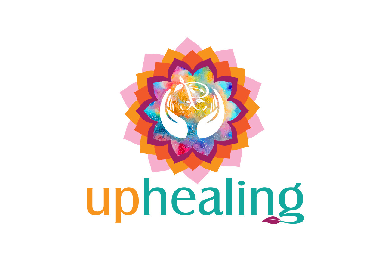 PF UPhealing logo