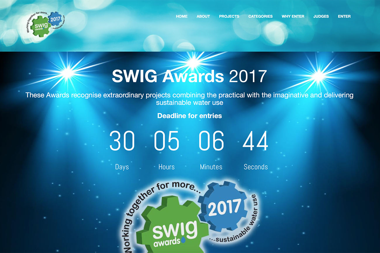 SWIG Awards site 1